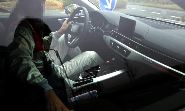 Audi A5 будет обновлена в 2018 году