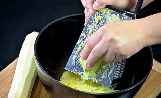 Блюда из кабачков: 9 вкусных рецептов блюд из кабачков с фото
