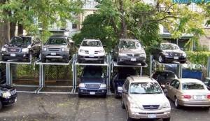 Можно ли организовать парковку для автомобилей во дворе жилого многоквартирного дома?