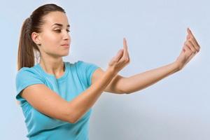 Профилактика близорукости: упражнения для глаз