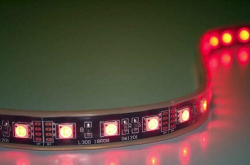 Светодиодная подсветка потолка: где размещать и как монтировать своими руками