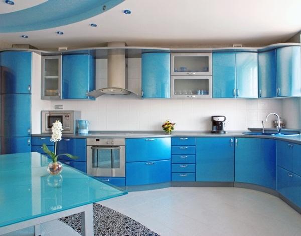 Цвет кухни по фен шуй: какой должен быть и как выбрать?